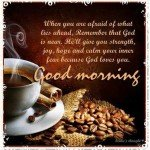 Coffee - God loves you