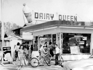 Nostalgia - DQ from the 50s