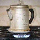 Coffee - Camp coffeepot
