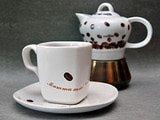 Coffee - Polish kawa czarna