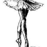 Dancing - ballet
